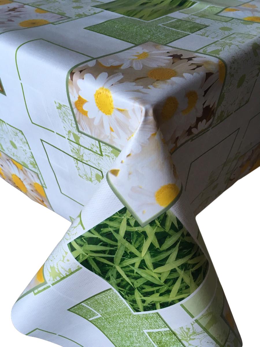 Клеенка столовая LCadesi Florista, прямоугольная, 100 х 140 см. FL100140-381-01FL100140-381-01