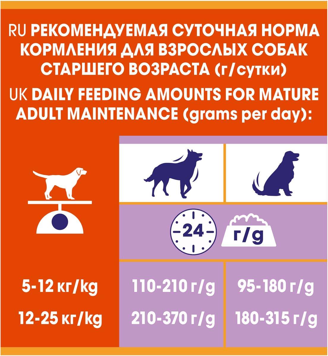 Сухой_корм_~Dog_Chow~_-_100%25_полнорационное_сбалансированное_питание_для_взрослых_собак_старшего_возраста._Корм_с_высоким_содержание_мяса_помогает_взрослым_собакам_сохранять_оптимальную_мышечную_массу_тела_и_поддерживать_хорошую_работу_сердца._Необходимое_содержание_белков_и_жиров,_тщательно_сбалансированное_для_поддержания_оптимальной_массы_тела_взрослой_собаки_старшего_возраста._Содержит_натуральный_пребиотик,_улучшающий_работу_пищеварительной_системы._Цикорий_-_источник_натурального_пребиотика,_который,_как_показали_исследования,_способствует_росту_численности_полезных_кишечных_бактерий_и_нормализации_деятельности_пищеварительной_системы._Гранулы_двух_видов_для_гигиены_полости_рта._Специальная_форма_и_текстура_гранул_способствует_пережевыванию_и_поддержанию_здоровья_полости_рта._Наши_диетологи_тщательно_протестировали_это_сочетание_гранул_для_гарантии_того,_что_они_подходят_и_нравятся_взрослым_собакам_различных_пород._Незаменимые_аминокислоты_для_поддержания_функции_жизненно_важных_органов,_включая_сердце._Содержит_витамин_А,_помогающий_сохранить_хорошее_зрение._Незаменимые_жирные_кислоты_для_здоровой_кожи_и_красивой_блестящей_шерсти._Состав:_злаки,_мясо_и_продукты_переработки_мяса_(8%25),_экстракт_растительного_белка,_масла_и_жиры,_продукты_переработки_сырья_растительного_происхождения,_овощи_(сухой_корень_цикория),_минеральные_вещества,_витамины._Добавленные_вещества_(на_1_кг):_витамин_А_18200_МЕ,_витамин_D3_1060_МЕ,_витамин_Е_85_МЕ,_железо_230_мг,_йод_2,9_мг,_медь_33_мг,_марганец_17,5_мг,_цинк_372_мг,_селен_0,4_мг._Гарантируемые_показатели:_белок_23%25,_жир_10%25,_сырая_зола_8%25,_сырая_клетчатка_3%25._Вес:_14_кг._Товар_сертифицирован.