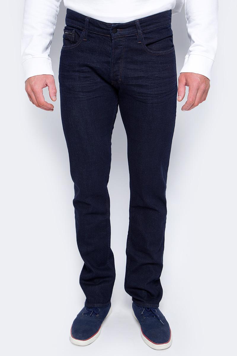 Джинсы мужские Calvin Klein Jeans, цвет: синий. J30J301093_9144. Размер 36-34 (54/56-34)J30J301093_9144