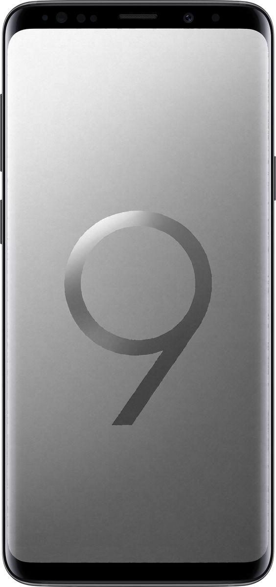 Samsung Galaxy S9+ SM-G965, ТитанSM-G965FZADSERSamsung Galaxy S9+ SM-G965 - новый флагман с множеством инновационных функций и узнаваемым премиальным дизайном.Яркие снимки как днем, так и ночьюКамера с двойной апертурой видит мир подобно человеческому глазу. Она автоматически переключается между различными условиями освещения ради создания прекрасных снимков как днем, так и ночью.Апертура F1.5 позволяет пропускать большее количество света черезобъектив. Снимай великолепные фотографии ночью во всех деталях и сболее точной цветопередачей.Создайте свою анимированную копию, просто сделав сэлфи. Делитесь эмоциями с друзьями в виде анимированных селфимоджи.Интеллектуальный способ идентификацииСмартфон автоматически подберет наиболее оптимальный способ идентификации в зависимости от ситуации и окружающего освещения: радужная оболочка глаза или функция распознавания лиц.Безграничный экранДизайн Galaxy S9 и S9+ подчеркивает единство корпуса и экрана. Безграничный экран, мягко изгибаясь по краям, плавно переходит в тонкий корпус смартфона.Благодаря стереодинамикам от AKG вы сможете насладиться громким и одновременно чистым звуком, который в 1.4 раза мощнее, чем у предыдущих версий смартфонов Galaxy. Наступила новая эра звука - технология Dolby Atmos окружает вас трехмерным звучанием, как в кинотеатре.Разблокируйте смартфон при помощи удобной технологии, объединяющей функцию распознавания лица и сканер радужной оболочки глаза. Смартфон автоматически подберет наиболее оптимальный способ идентификации в зависимости от ситуации и окружающего освещения: радужная оболочка глаза или функция распознавания лиц.Защита от воды и пылиНе бойтесь попасть под дождь и промокнуть. Степень защиты от воды и пыли IP68 позволяет переписываться с друзьями, звонить и фотографировать даже в дождливую погоду.Наслаждайтесь мощностью и плавной работой смартфона, играй в захватывающие графические игры и смотри фильмы c 3D звучанием Dolby Atmos на протяжении всего дня благодаря мощнейшему процессору и ув
