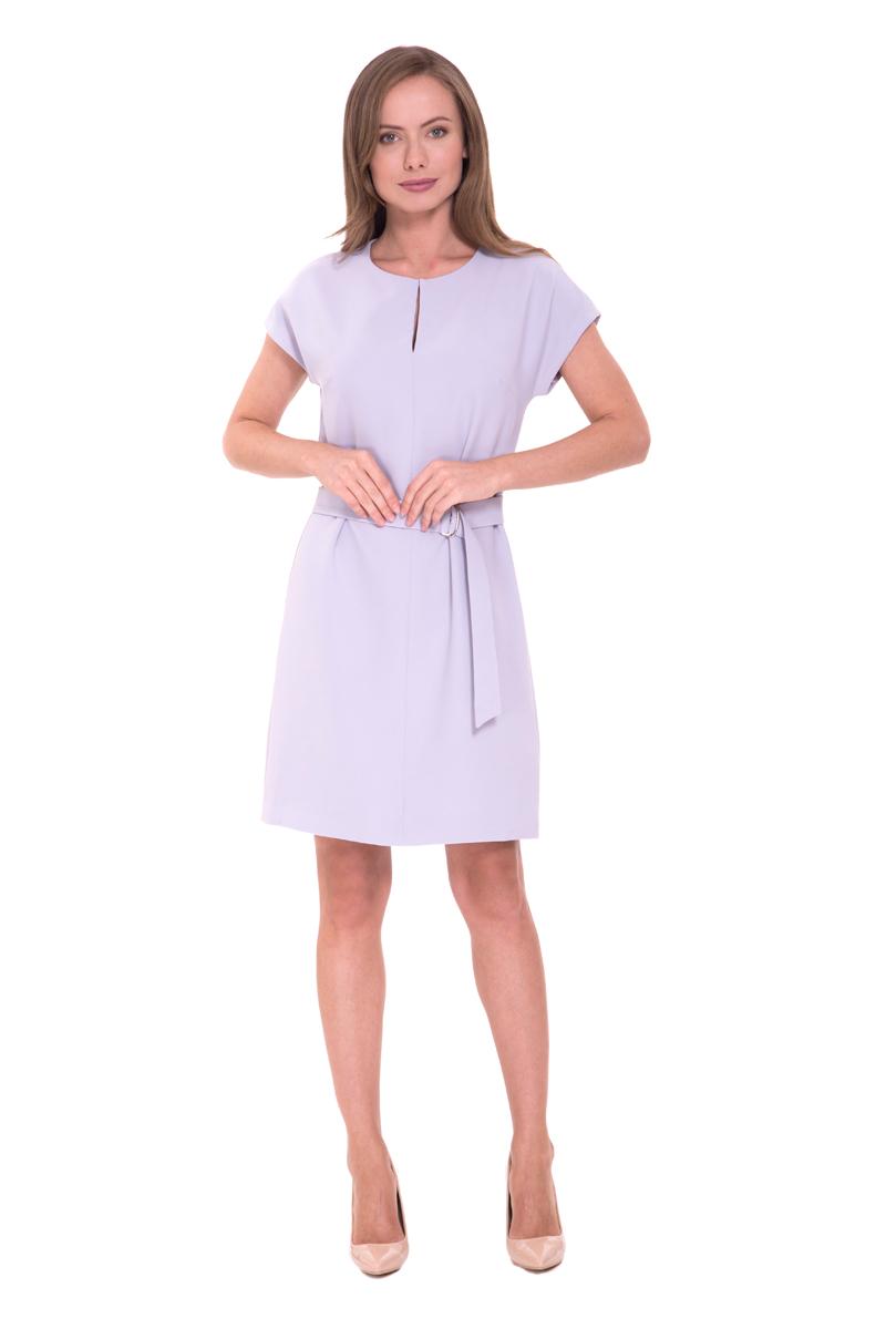 Платье Lusio, цвет: сиреневый. SS18-020135. Размер XS (40/42) платье lusio цвет сиреневый ss18 020223 размер xs 40 42