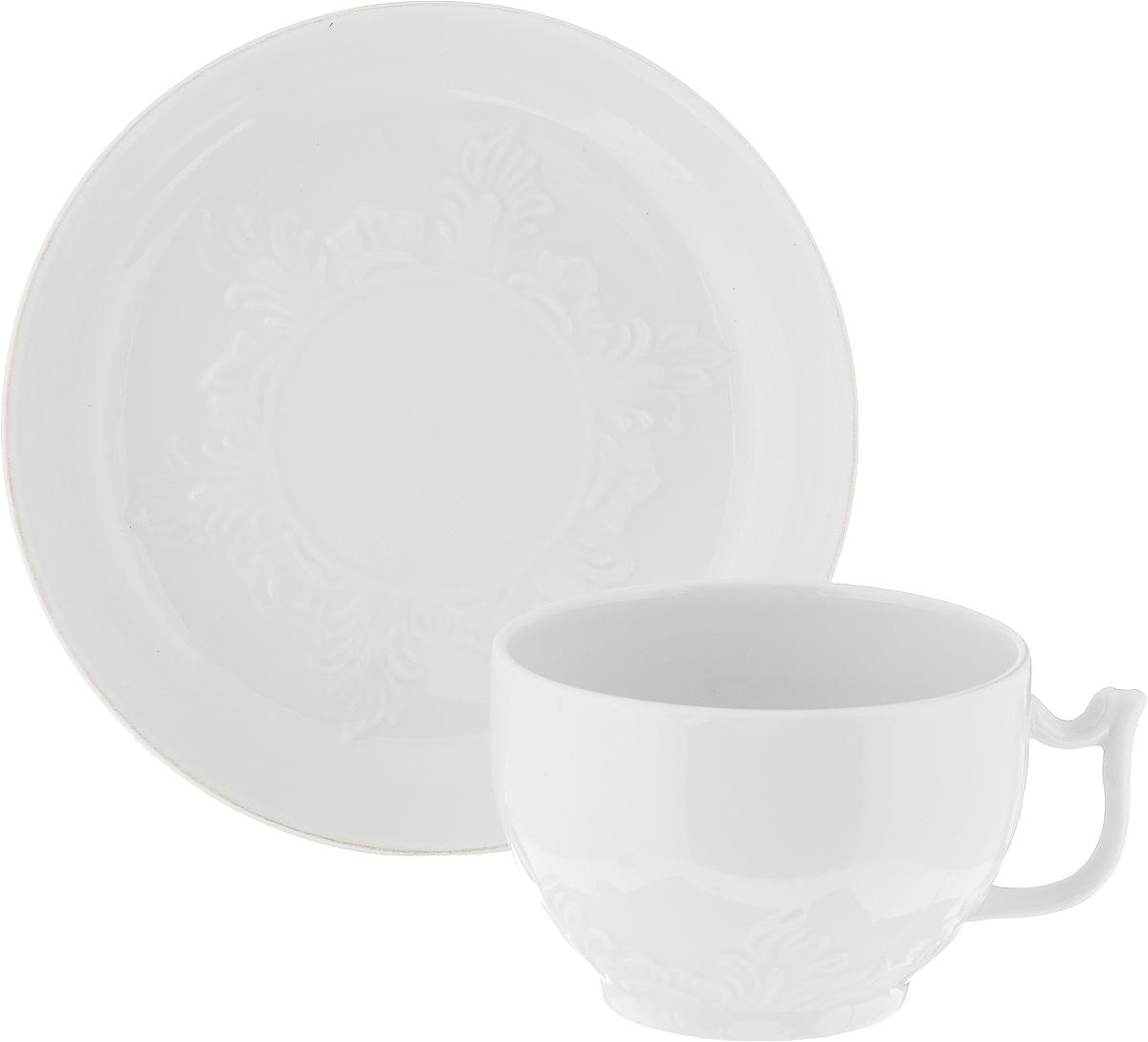 Чайная пара Фарфор Вербилок. 55000Б чайная пара фарфор вербилок маки 2 предмета 29951530