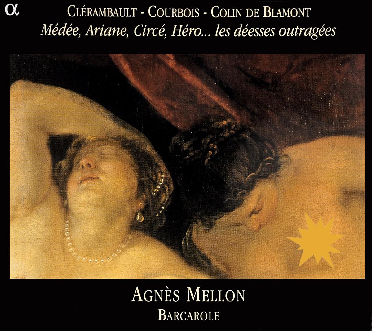 Agnes Mellon. Les Deesses Outragees