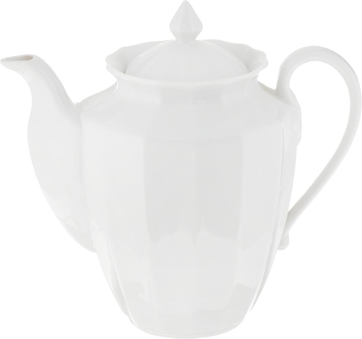 Кофейник Фарфор Вербилок. 798500Б798500БСчитается, что как день начнешь, так его и проведешь. Поэтому просыпаться хорошо пораньше, в хорошем настроении, и начинать каждое утро с улыбки и чашечки ароматного кофе. При этом немаловажно, чтобы посуда для кофе была соответствующая: красивая, изящная и непременно способствующая поднятию настроения!