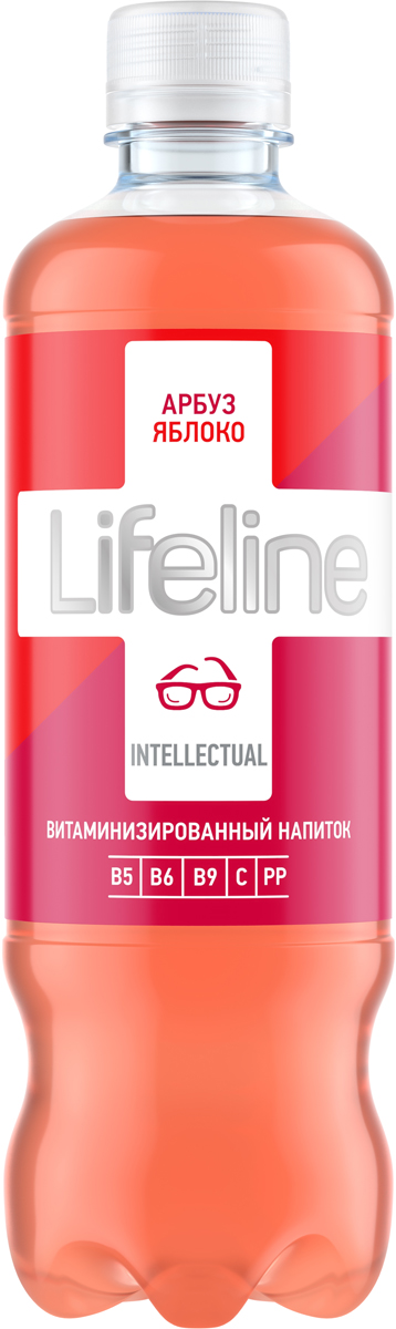 Lifeline Intellectual арбуз, яблоко, 0,5 л