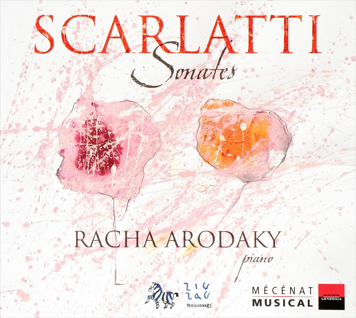 D. Scarlatti. Sonatas d scarlatti sonatas