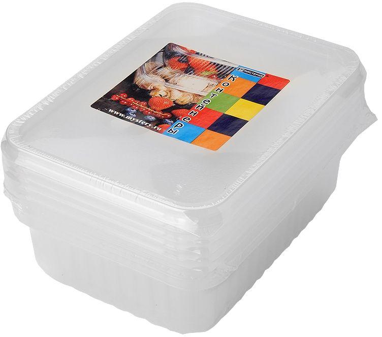 """Набор одноразовых контейнеров """"Мистерия"""" для пищевых продуктов. Температура использования от - 5 С до +110 С. Можно использовать в микроволновой печи в режиме разогрева. Не рекомендуется для заморозки. Для одноразового применения. Хранить в закрытом помещении при t от + 5 до + 25 С, с относительной влажностью воздуха 40 - 80 %. Беречь от воздействия прямых солнечных лучей."""