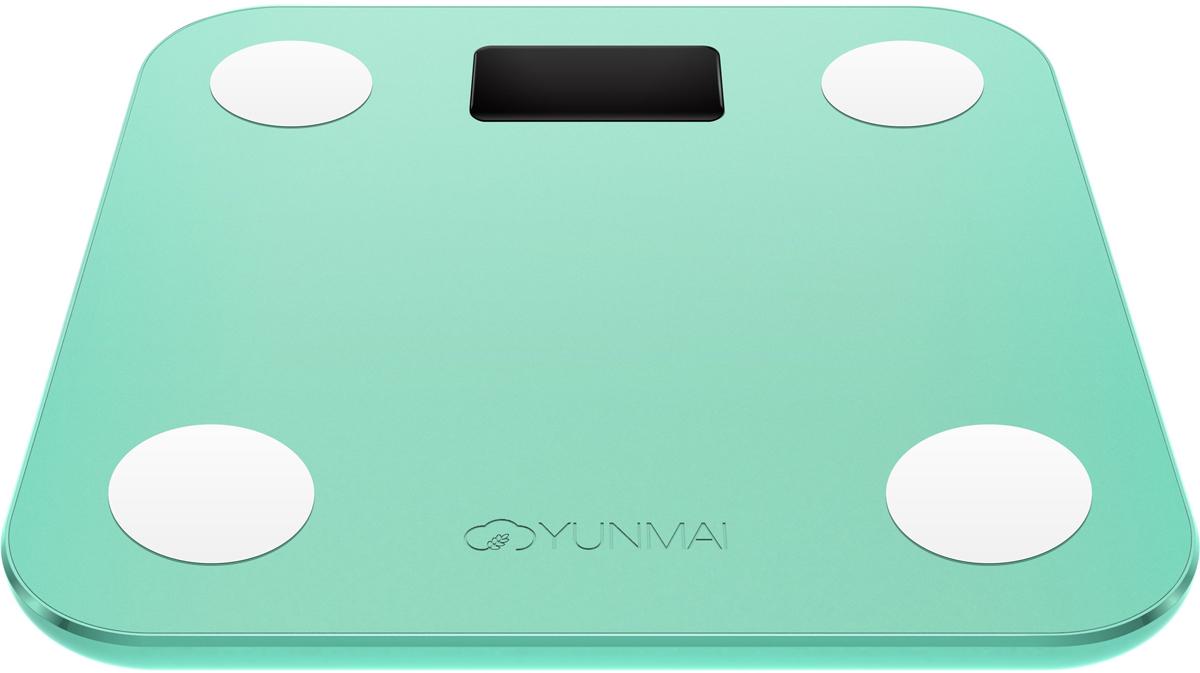 Yunmai Mini, Green весы напольные - Напольные весы