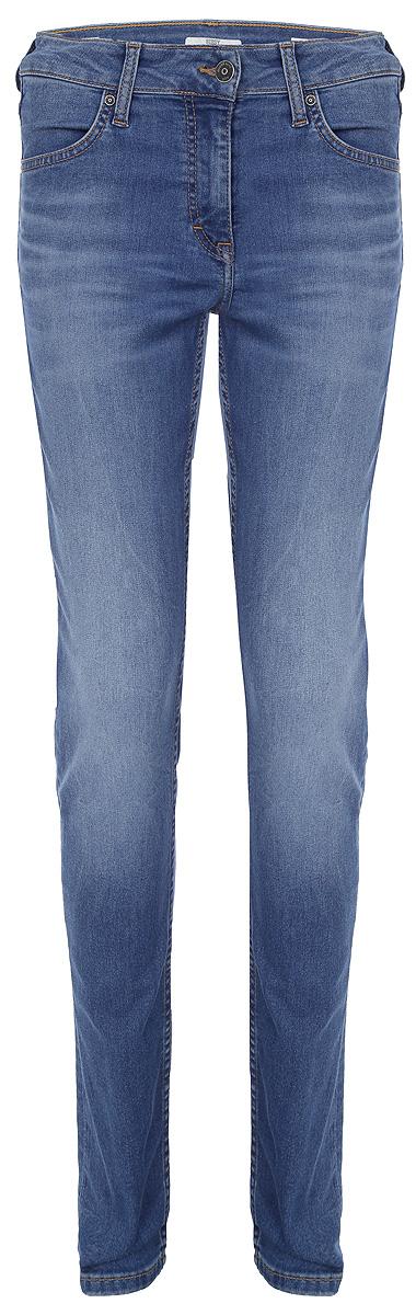 Джинсы женские Mustang Sissy Slim, цвет: голубой. 1005731-5000-314. Размер 34-32 (50-32) джинсы mustang 1005650 5000 314