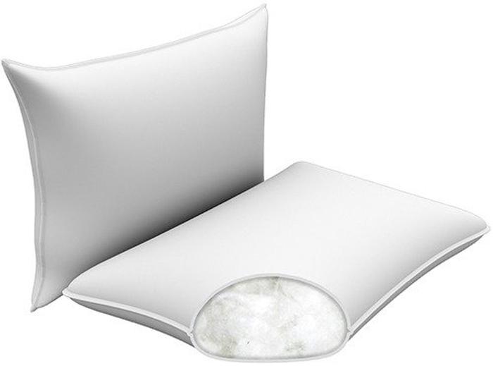 Подушка Revery Sweety, наполнитель: полиэфирное волокно, цвет: белый, 50 х 70 см