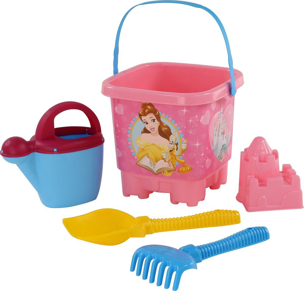 Disney Набор игрушек для песочницы Принцесса №16 disney набор игрушек для песочницы принцесса 13 5 предметов