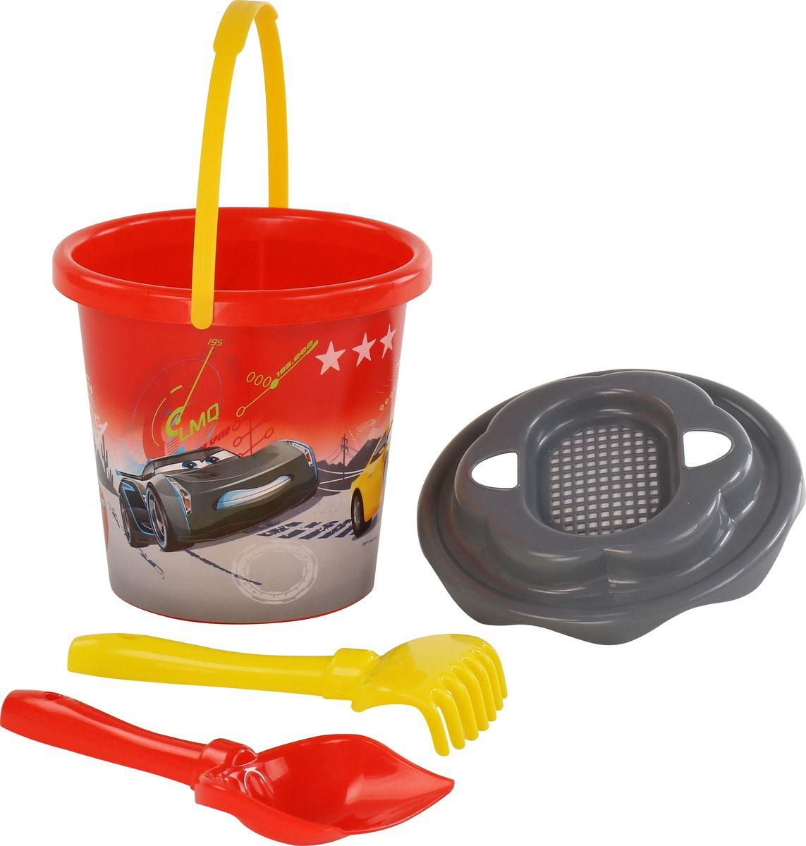 Disney / Pixar Набор игрушек для песочницы Тачки №19 disney pixar набор игрушек для песочницы тачки 18