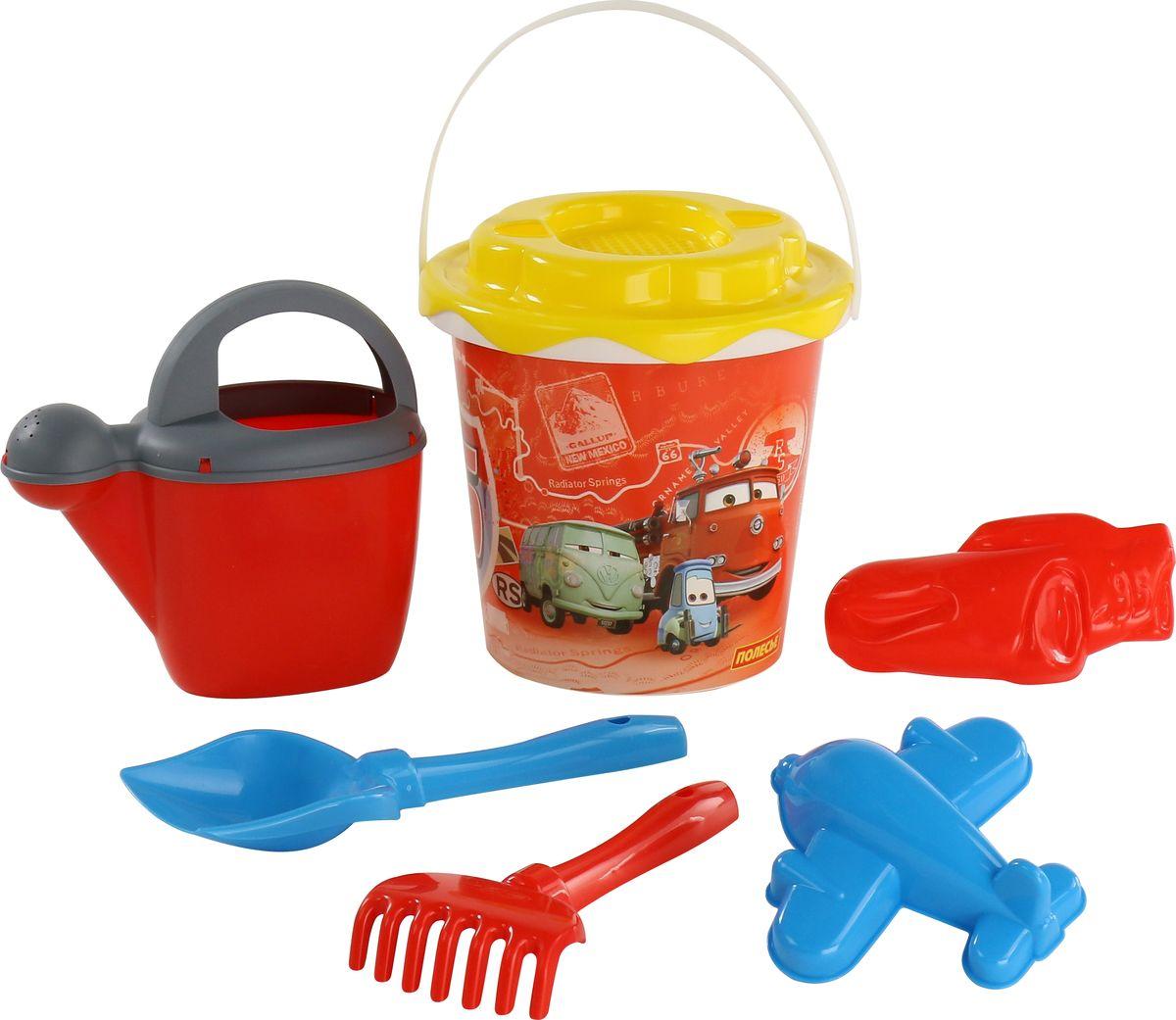 Disney / Pixar Набор игрушек для песочницы Тачки №20 шахова а ред disney pixar тачки коллекция наклеек