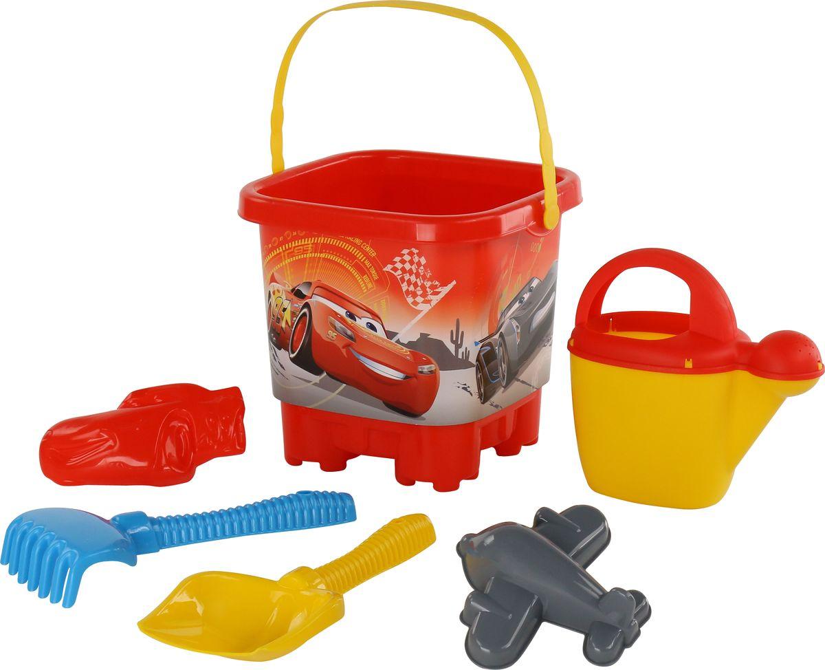 Disney / Pixar Набор игрушек для песочницы Тачки №31 disney pixar набор игрушек для песочницы тачки 18