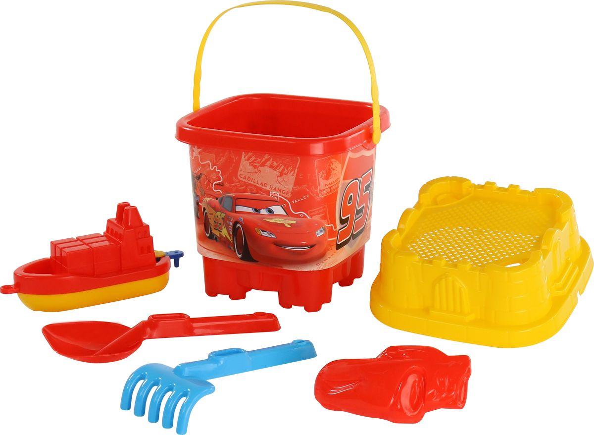 Disney / Pixar Набор игрушек для песочницы Тачки №32 disney pixar набор игрушек для песочницы тачки 18