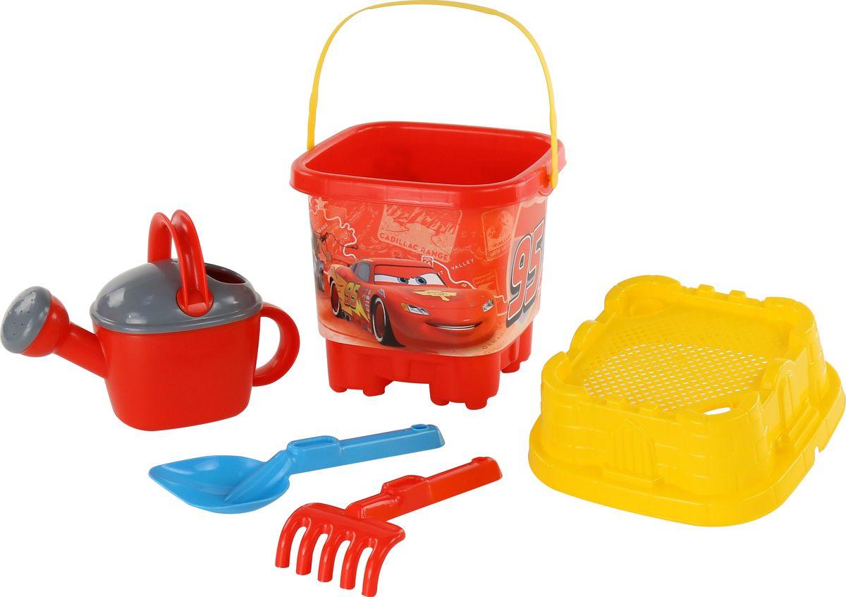 Disney / Pixar Набор игрушек для песочницы Тачки №33 disney pixar набор игрушек для песочницы тачки 18