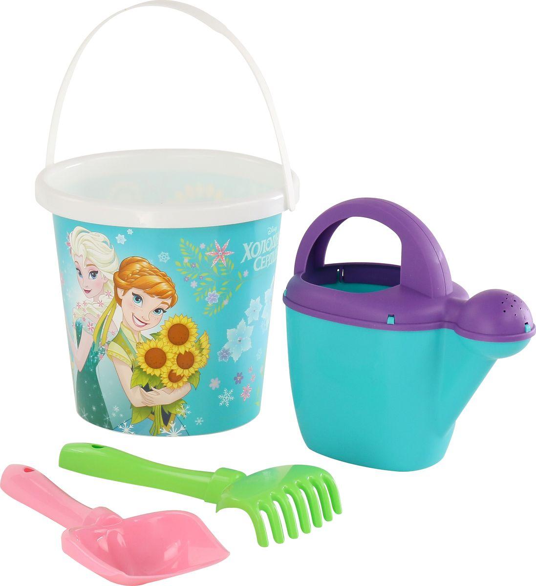 Disney Набор игрушек для песочницы Холодное сердце №9 hemar набор для песочницы авто ptys 9 предметов