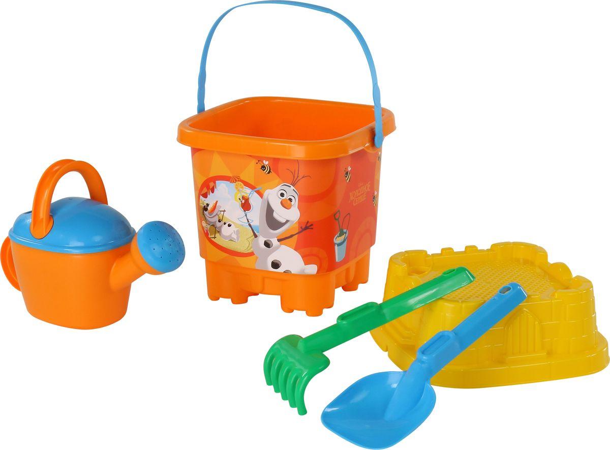 Disney Набор игрушек для песочницы Холодное сердце №18 marvel набор игрушек для песочницы софия прекрасная 1