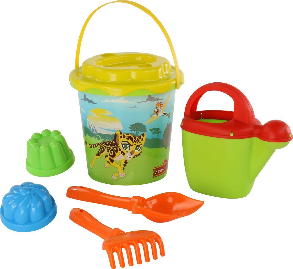 Disney Набор игрушек для песочницы Хранитель Лев №9 hemar набор для песочницы авто ptys 9 предметов