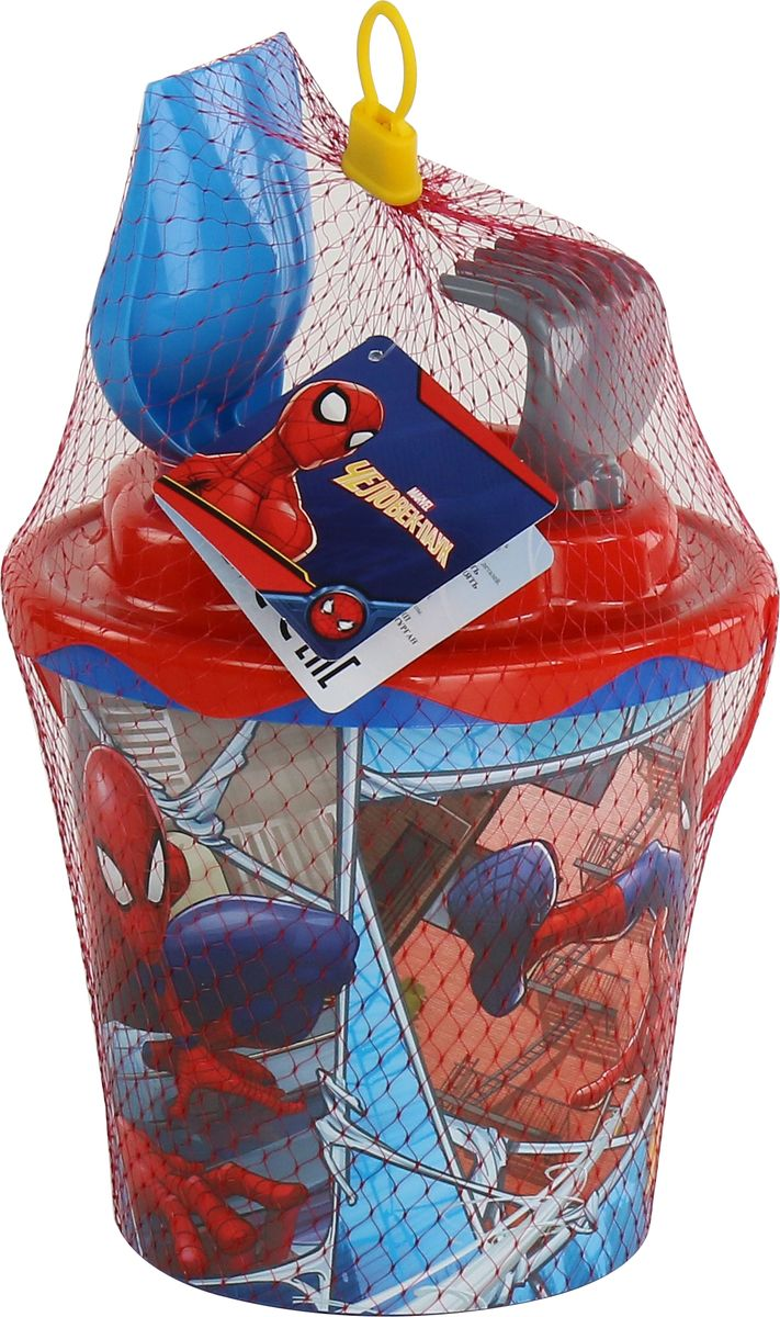 MarvelНабор игрушек для песочницы Набор Marvel Человек-Паук №11 Marvel