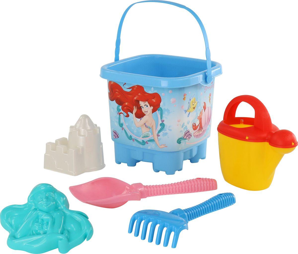 Disney Набор игрушек для песочницы Русалочка №8 marvel набор игрушек для песочницы софия прекрасная 1