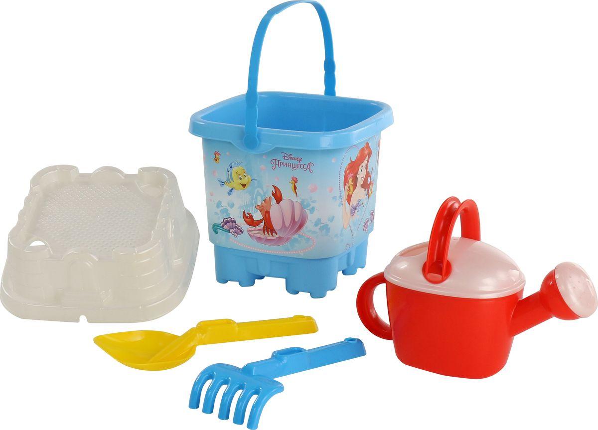 Disney Набор игрушек для песочницы Русалочка №10 marvel набор игрушек для песочницы софия прекрасная 1
