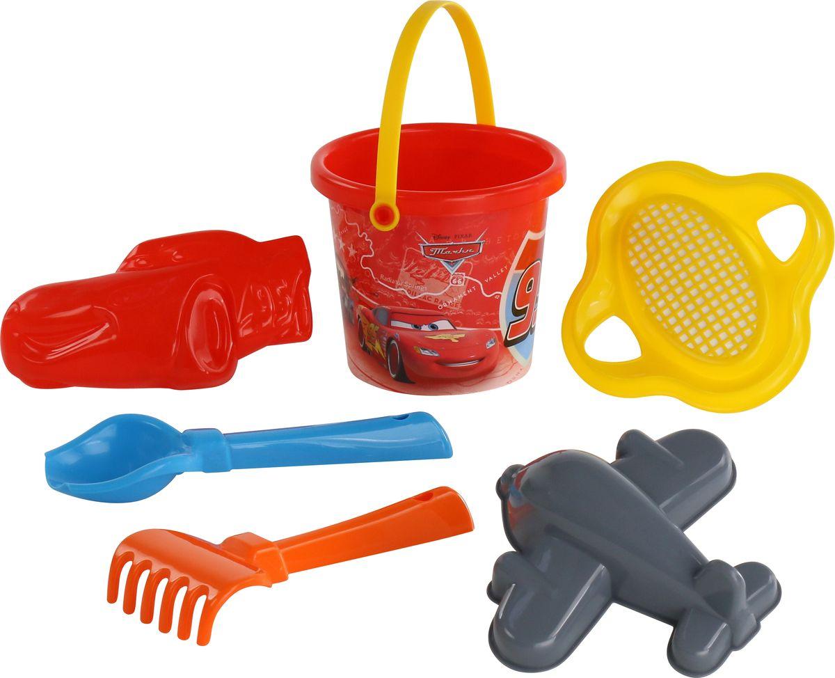 Disney / Pixar Набор игрушек для песочницы Тачки №3 disney pixar набор игрушек для песочницы тачки 20