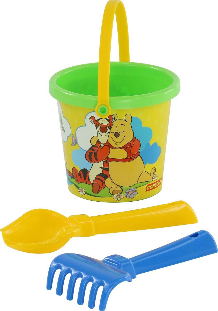 Disney Набор игрушек для песочницы Винни и его друзья №1 ящики для игрушек disney короб для игрушек микки и его друзья