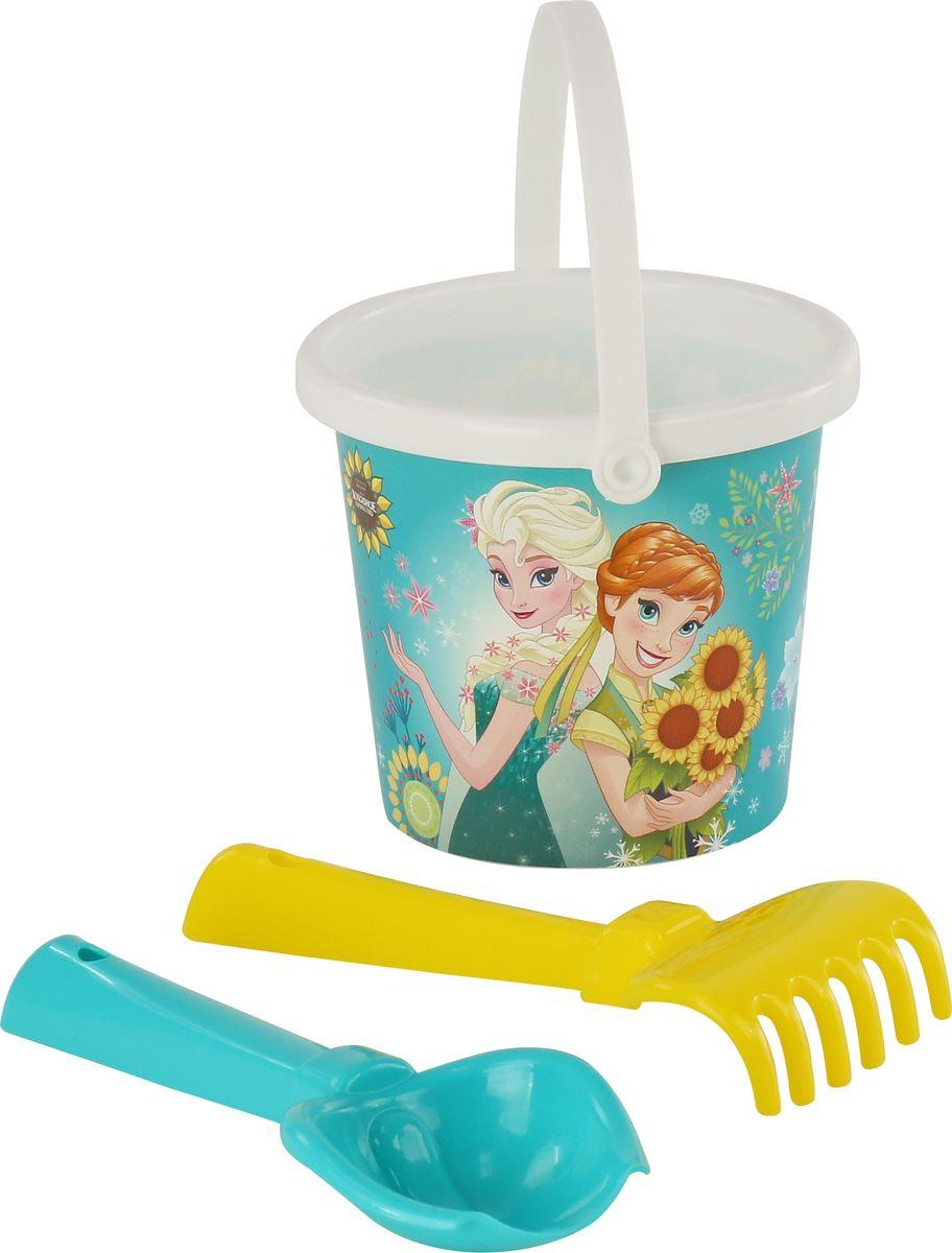Disney Набор игрушек для песочницы Холодное сердце №1 marvel набор игрушек для песочницы софия прекрасная 1