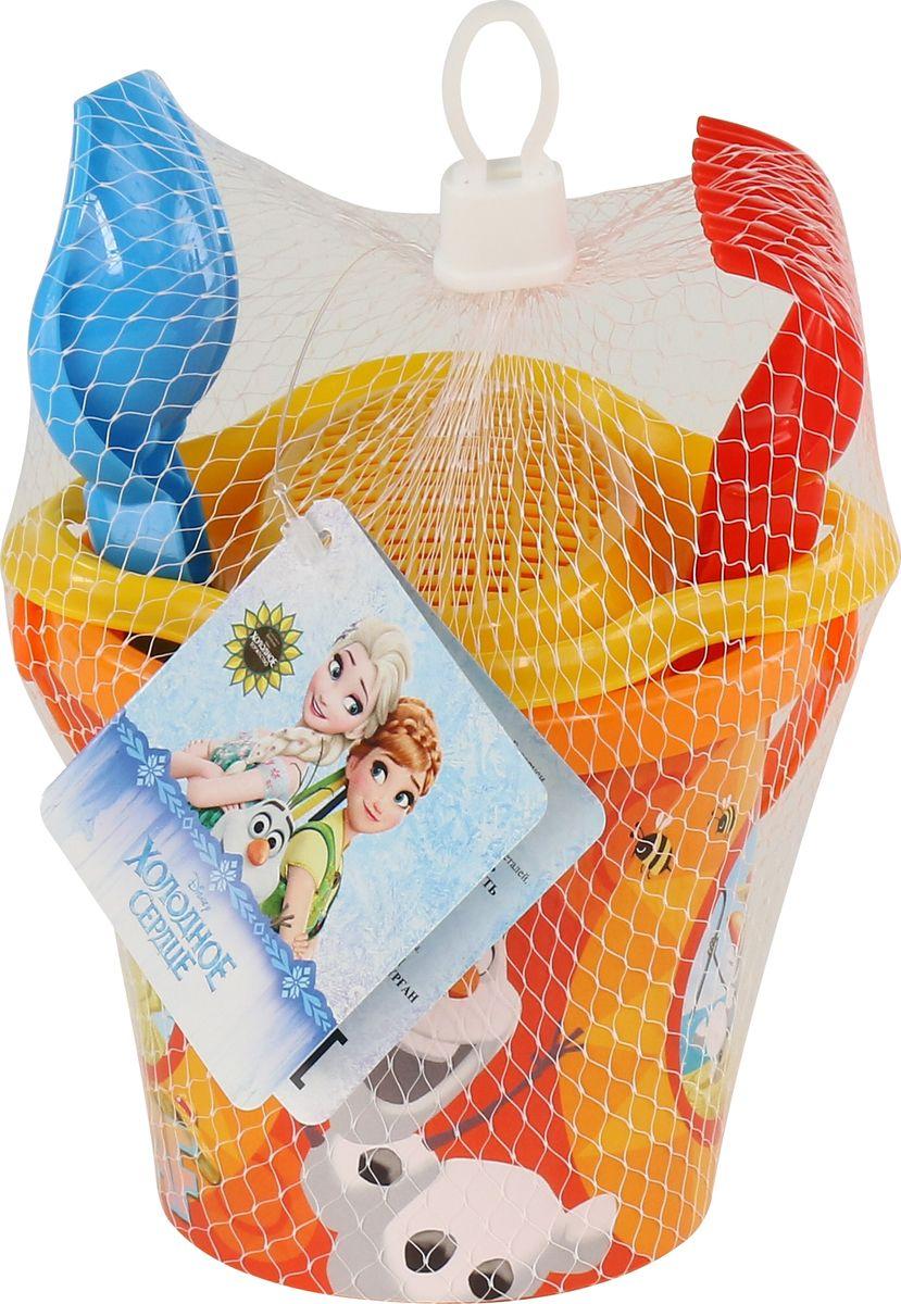 DisneyНабор игрушек для песочницы Холодное сердце №2 Disney