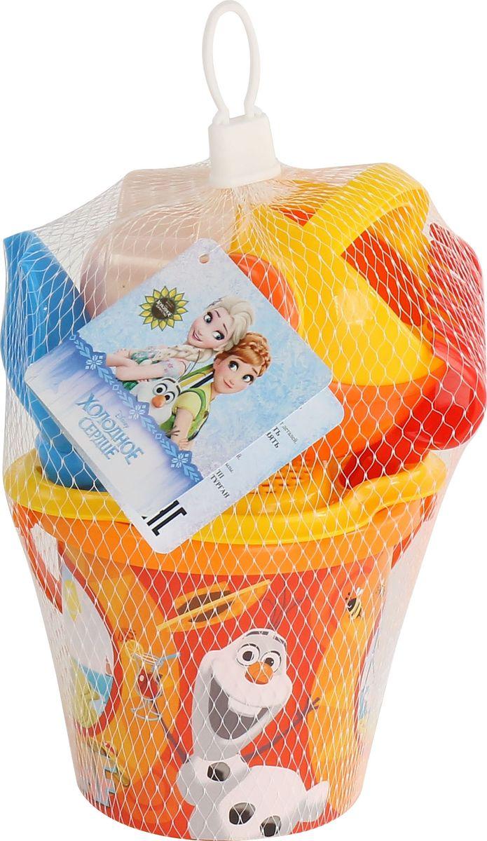DisneyНабор игрушек для песочницы Холодное сердце №4 Disney