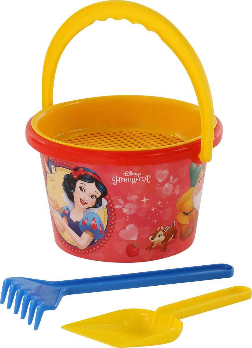 Disney Набор игрушек для песочницы Принцесса №6 disney набор игрушек для песочницы принцесса 13 5 предметов