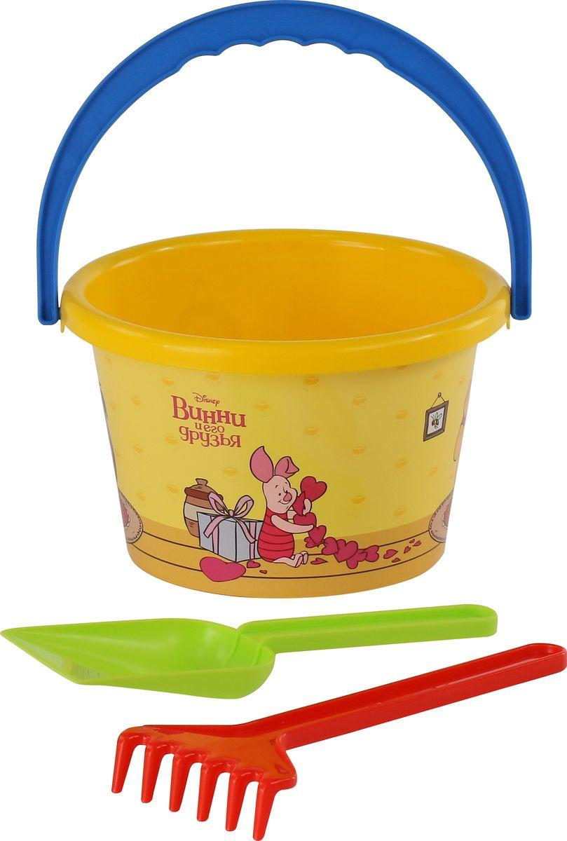 Disney Набор игрушек для песочницы Винни и его друзья №5 ящики для игрушек disney короб для игрушек микки и его друзья