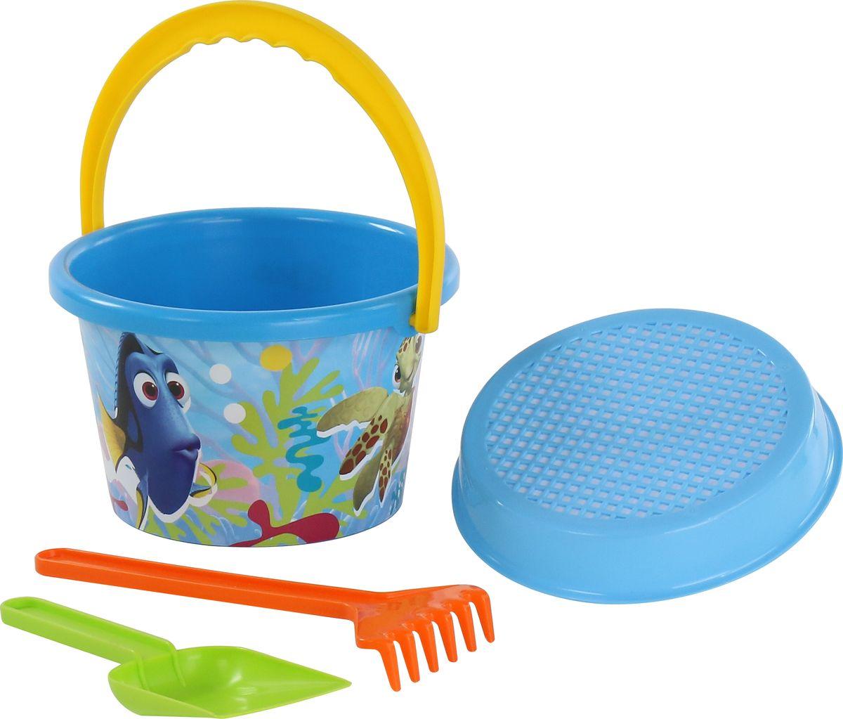 Disney / Pixar Набор игрушек для песочницы В поисках Немо №6 умка disney в поисках немо приключения в океане