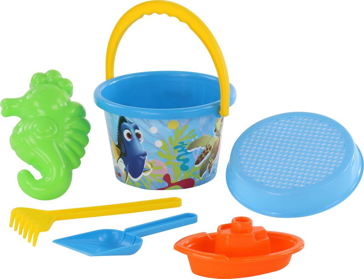 Disney / Pixar Набор игрушек для песочницы В поисках Немо №7 умка disney в поисках немо приключения в океане