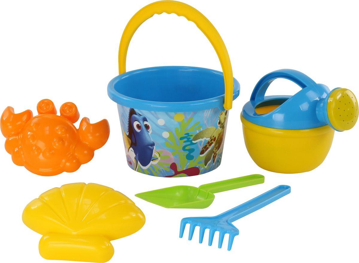 Disney / Pixar Набор игрушек для песочницы В поисках Немо №8 умка disney в поисках немо приключения в океане
