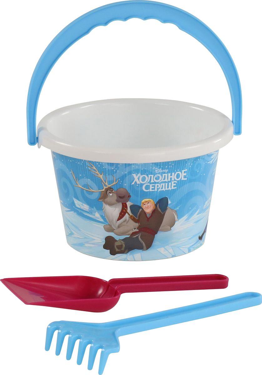 Disney Набор игрушек для песочницы Холодное сердце №5 disney 5 волшебных историй холодное сердце
