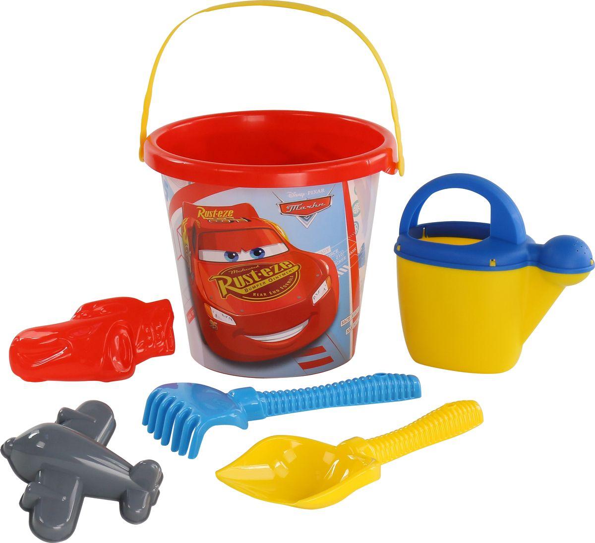 Disney / Pixar Набор игрушек для песочницы Тачки №25 disney pixar набор игрушек для песочницы тачки 18