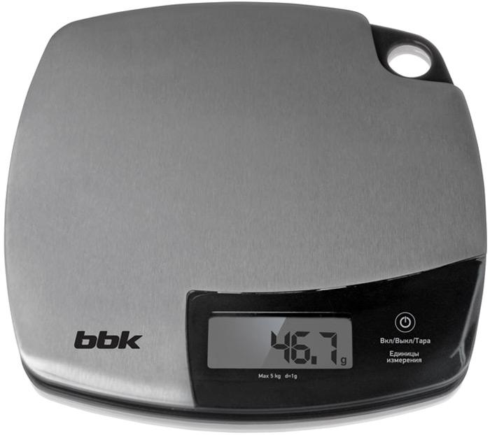 BBK KS153M весы кухонные