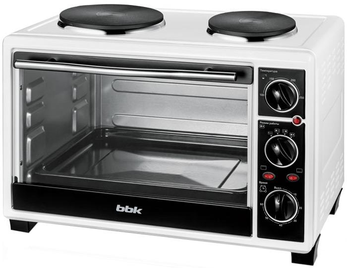 BBK OE2654M-2P электрическая печь с конфорками