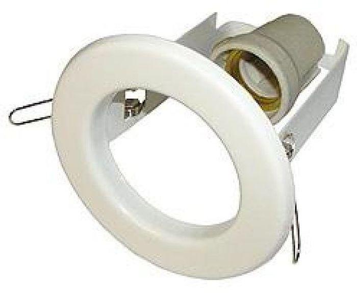 Сетильник страиаемый точечный ITALMAC Prima 63 0 01, цет: белый, R63, E27. IT2316