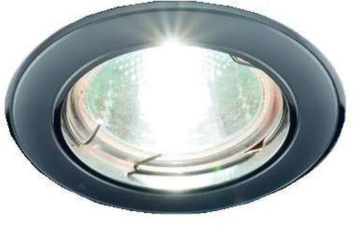 Светильник встраиваемый неповоротный ITALMAC Nika 51 0 23, литой, комбинированный, MR16, цвет: хром. IT8163 растровые встраиваемые светильники 3х14w встраиваемый 600х600