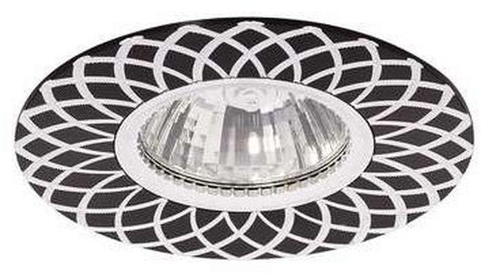 Светильник встраиваемый ITALMAC Stella 51 6 02, литой, MR16, цвет: черный. IT8500IT8500Встраиваемые светильники светодиодные (точечные) позволяют освещать труднодоступные зоны, создают акценты на определенные элементы, что помогает дизайнеру решать различные задачи в оформлении интерьера. Эти широкие возможности точечных элементов освещения позволили им завоевать такую огромную популярность.