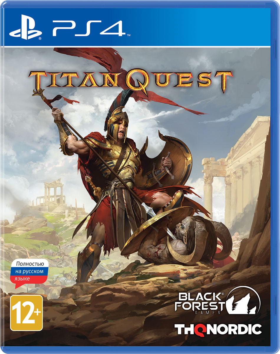 Zakazat.ru Titan Quest (PS4)