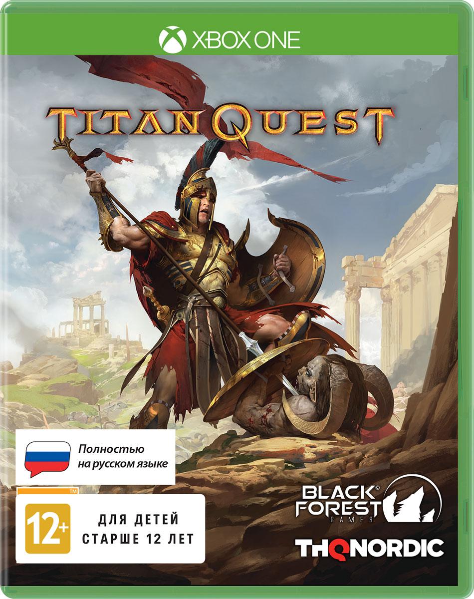 Titan Quest (Xbox One) playstation