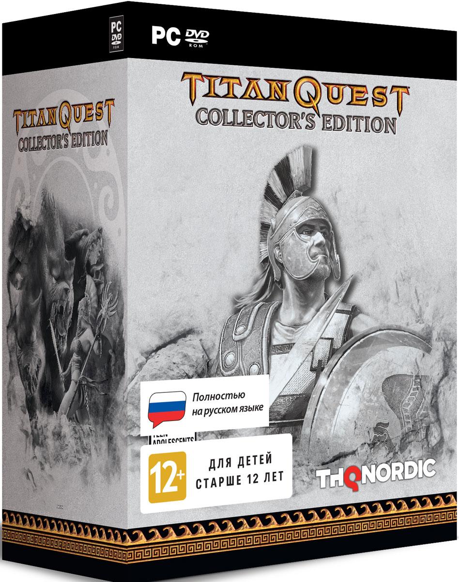 Titan Quest. Коллекционное издание игра