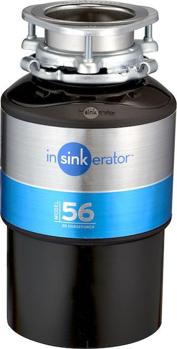 InSinkErator M 56-2, Black измельчитель пищевых отходов77970TИзмельчитель пищевых отходов бытовой, Объем дробильной камеры 900 мл, вес 7,2 кг, пневмокнопка в комплекте, гарантия 3 года