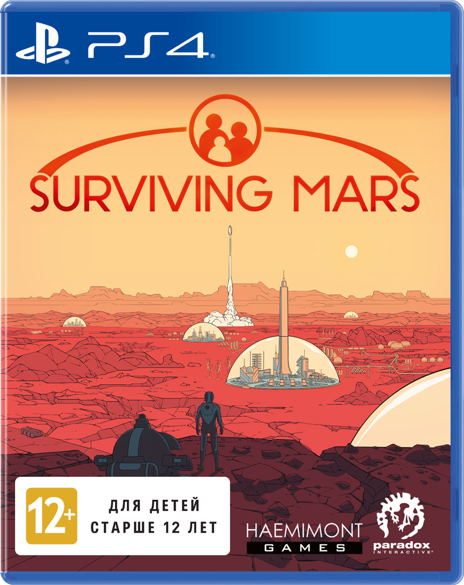 Surviving Mars (PS4)