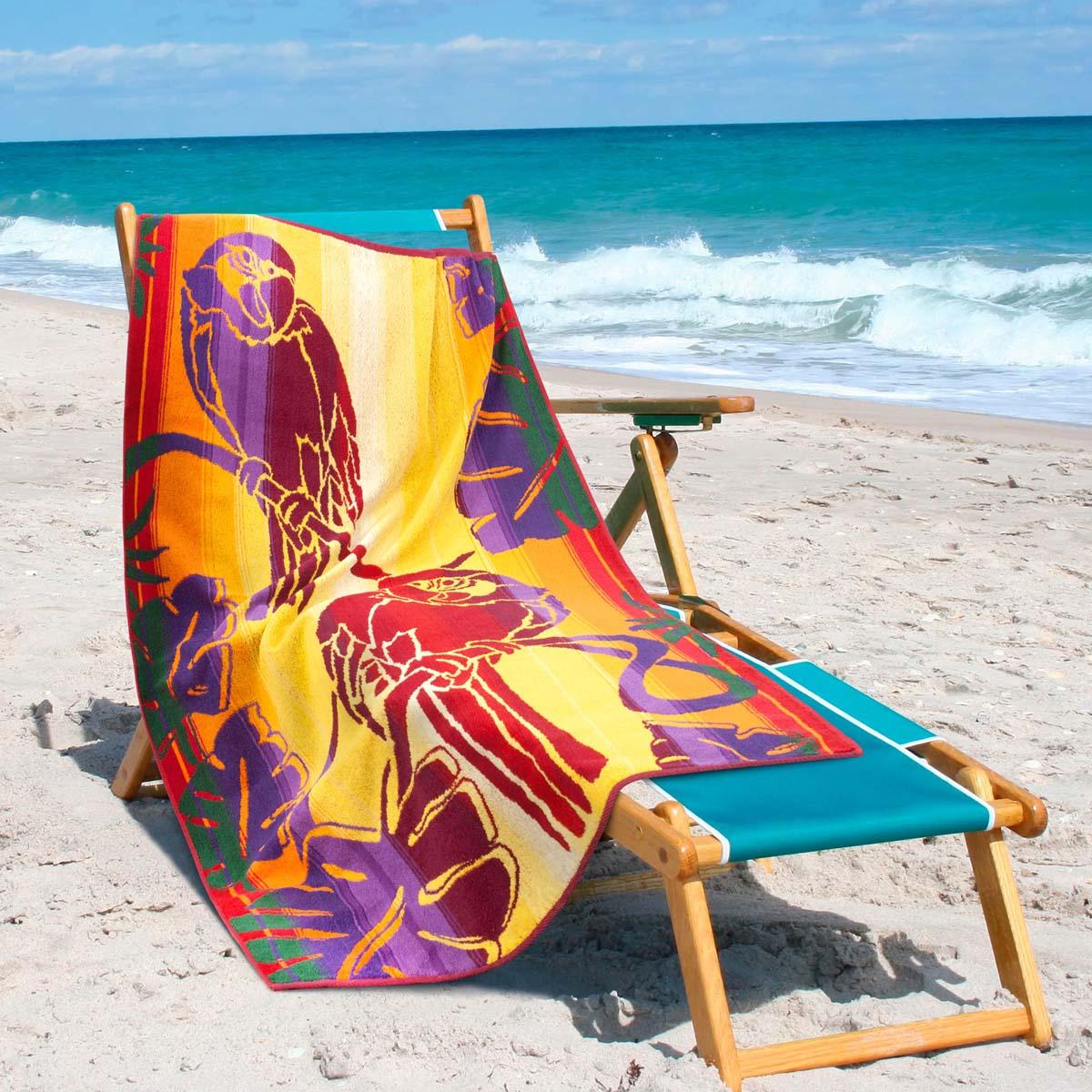 Полотенце пляжное Guten Morgen