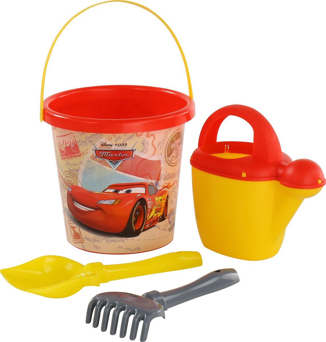 Disney / Pixar Набор игрушек для песочницы Тачки №17 disney pixar набор игрушек для песочницы тачки 18